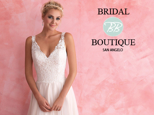 Bridal boutique wedding dress attire texas el paso for Wedding dresses el paso tx