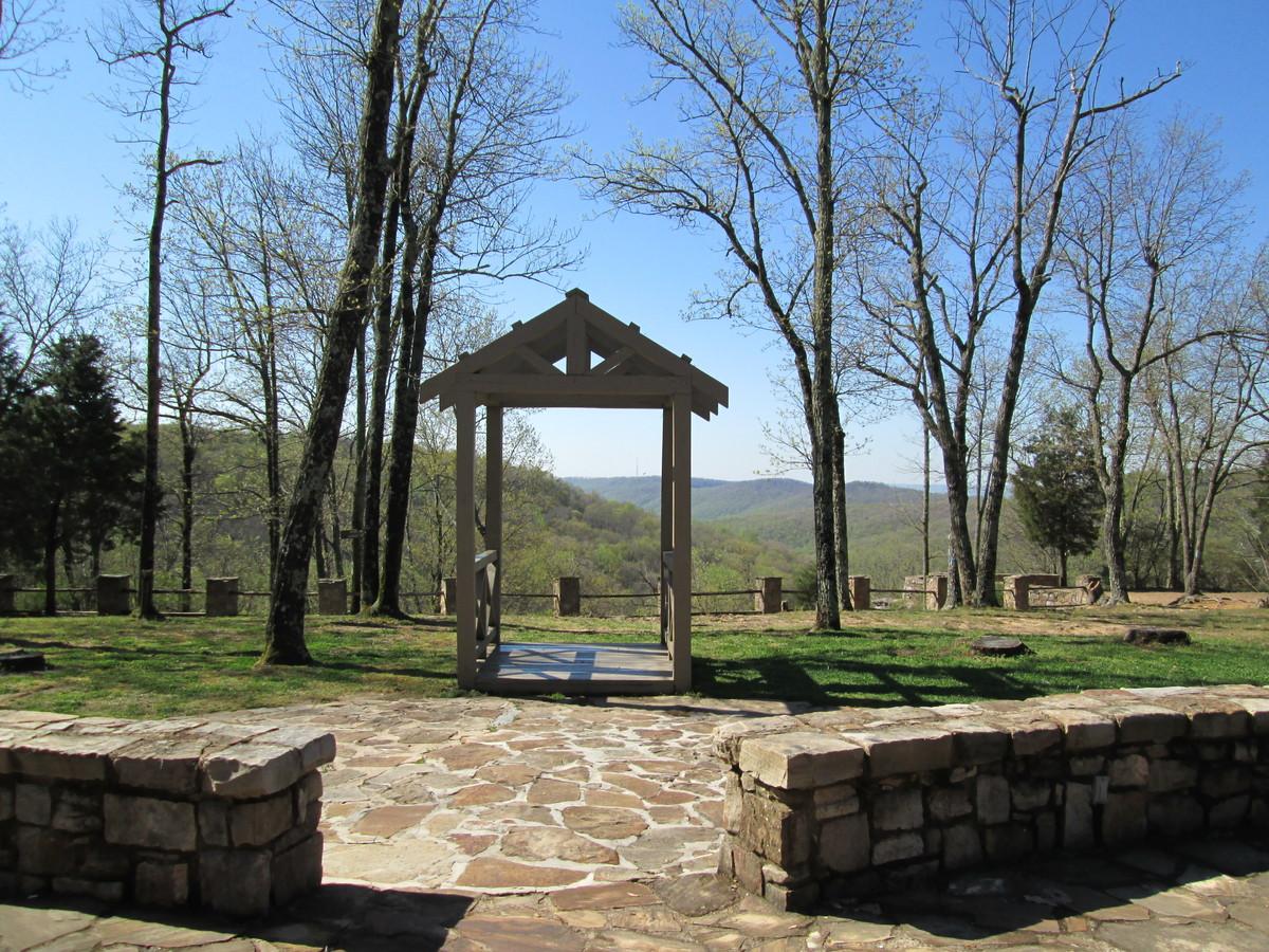 Monte Sano State Park, Wedding Ceremony & Reception Venue