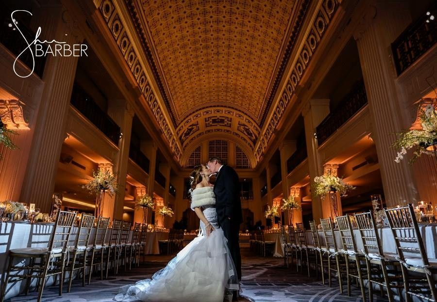 Renaissance Cincinnati Downtown Hotel Wedding Ceremony