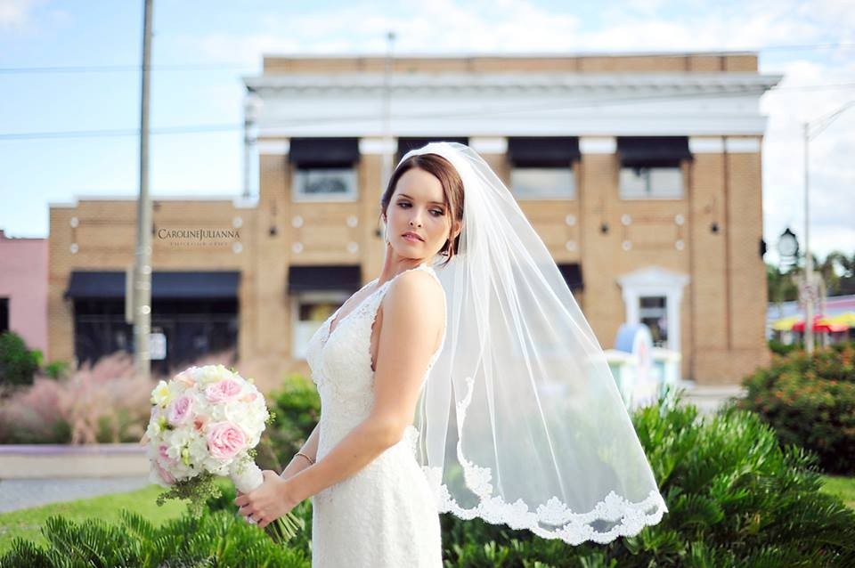 Jamie 39 s bridal veils and accessories reviews ratings for Wedding dress rental philadelphia