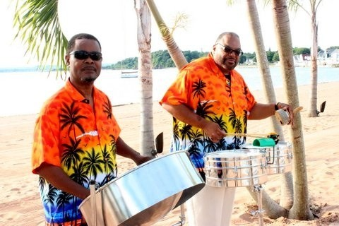 Caribbean Vibe Steel Drum Band Wedding Band Connecticut