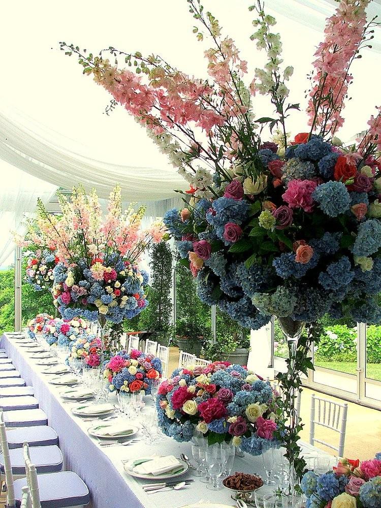 J Gilbert Studios Wedding Flowers New York New York