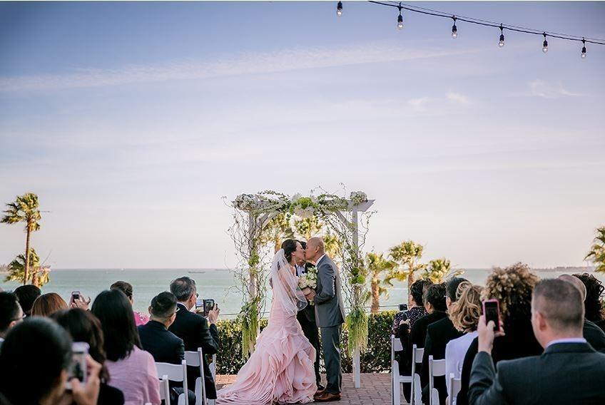 Long Beach Museum Of Art, Wedding Ceremony & Reception