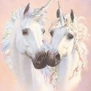 130x130 sq 1214873990619 7949~unicorn lovers posters