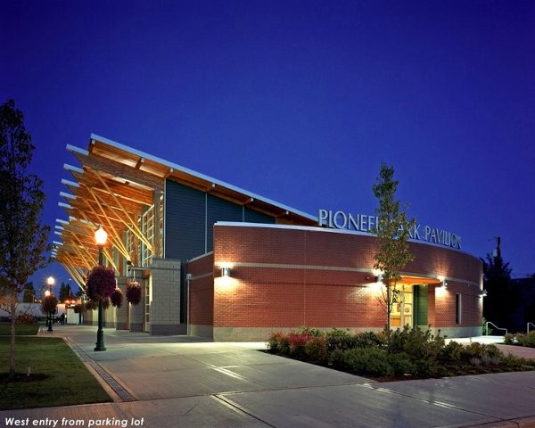 Pioneer Park Pavilion Wedding Ceremony Amp Reception Venue