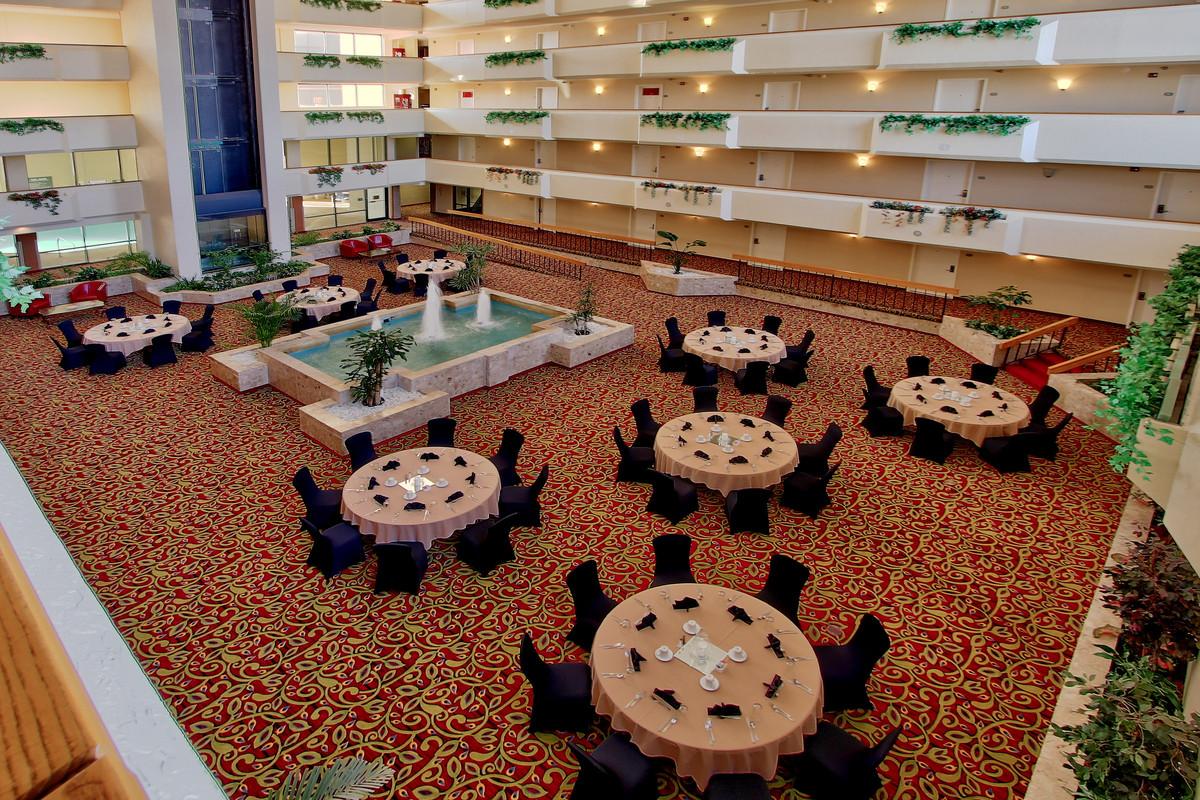 Wedding Invitations El Paso Tx: MCM Eleganté Hotel And Suites Photos, Ceremony & Reception