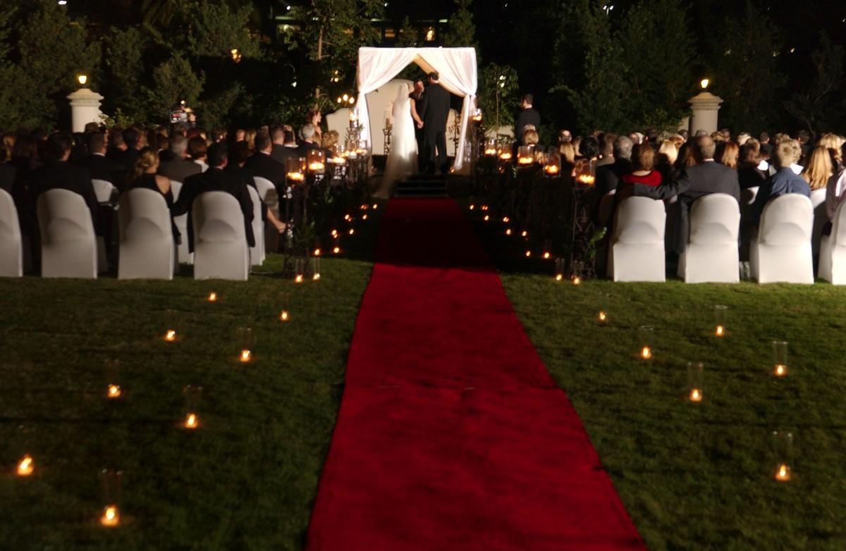 Hard Rock Hotel At Universal Orlando Wedding Ceremony