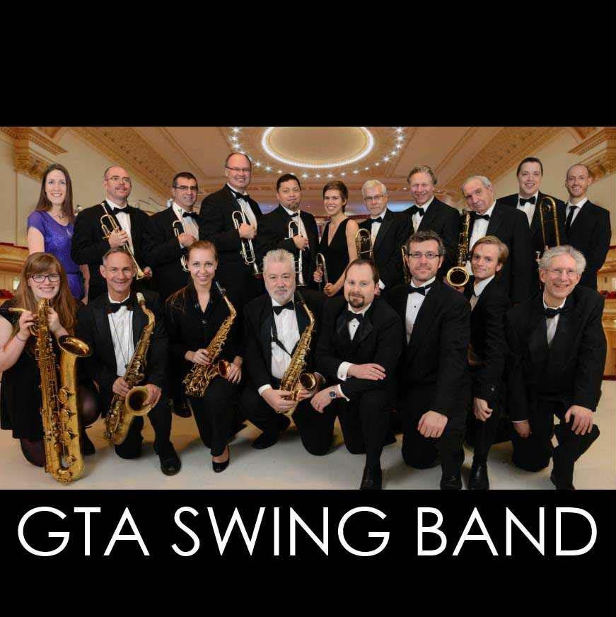 GTA Swing Band Wedding Band Ontario