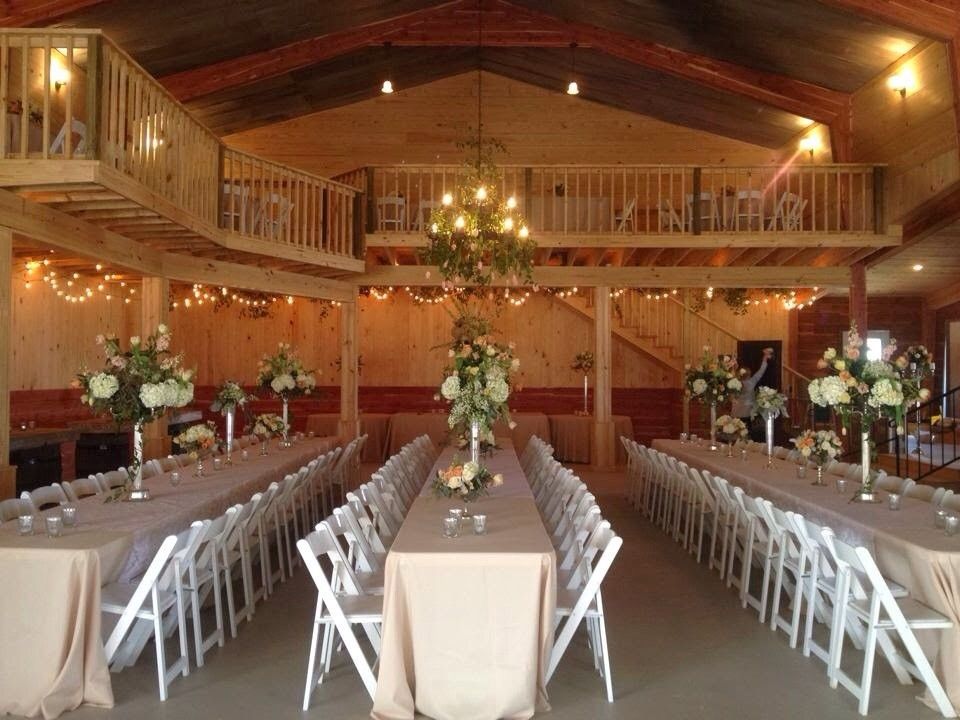Fair oaks farm wedding ceremony reception venue for Wedding venues huntsville al