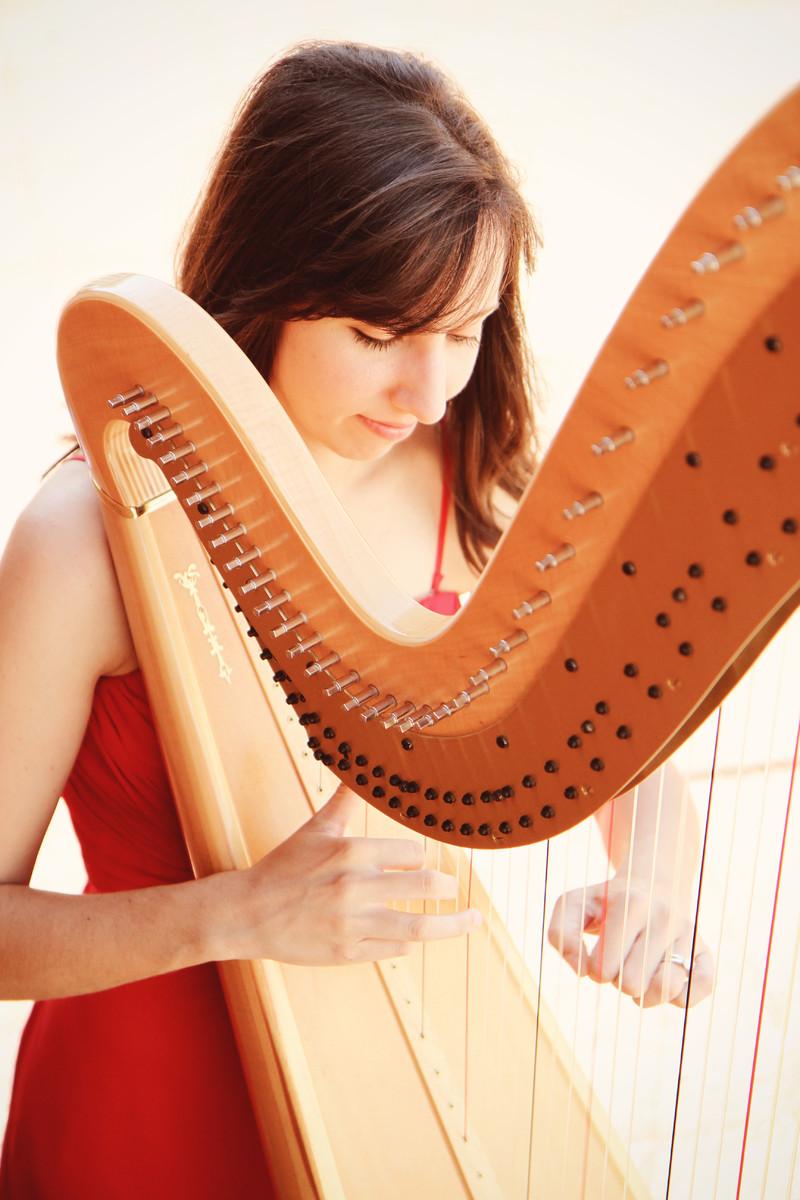 Molly Madden Harpist Wedding Ceremony Music Illinois
