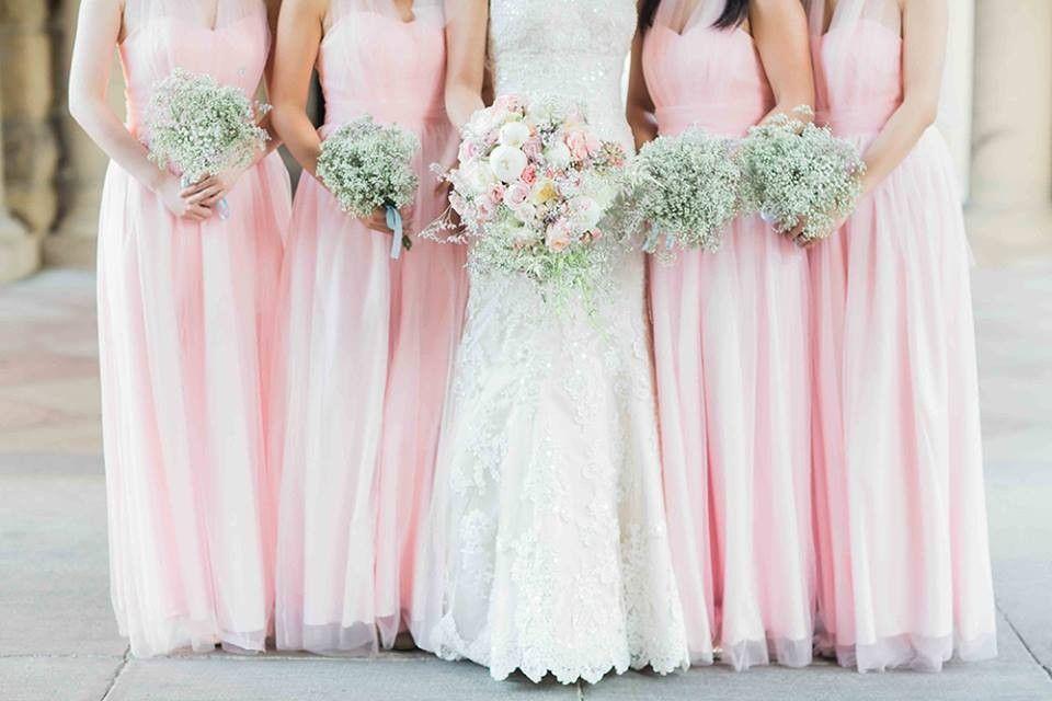 Wedding Dresses For Rent In San Jose Ca : The flora chic wedding flowers california san francisco jose