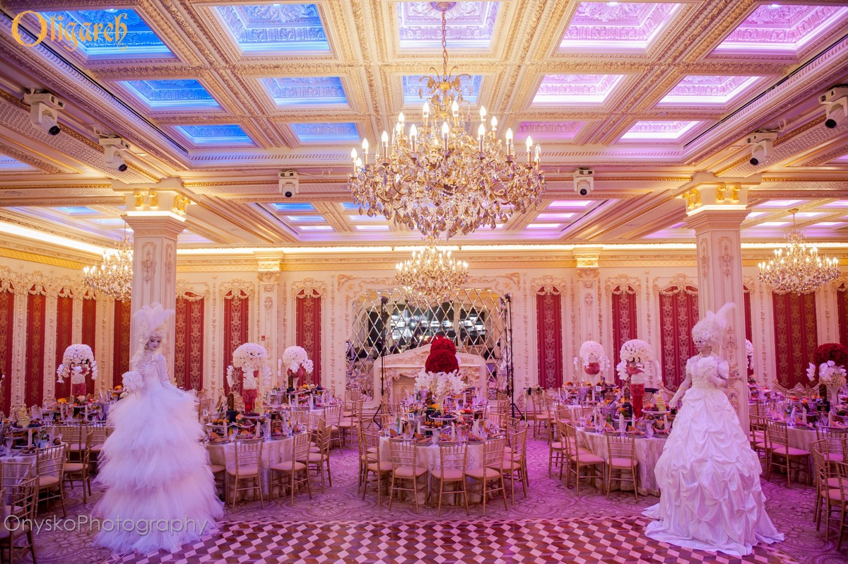 Oligarch Catering Hall Wedding Ceremony Amp Reception Venue
