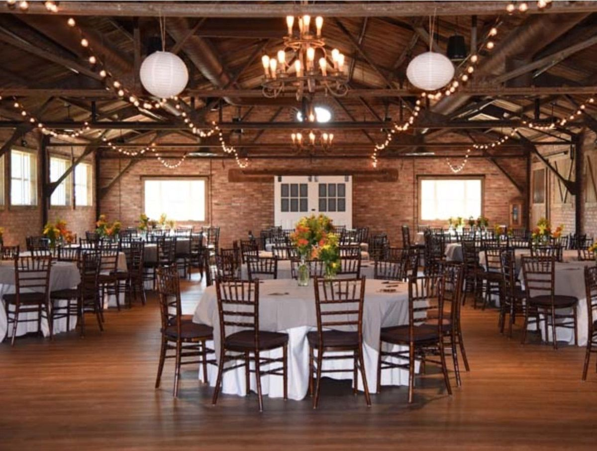 the loft at pickwick place wedding ceremony amp reception