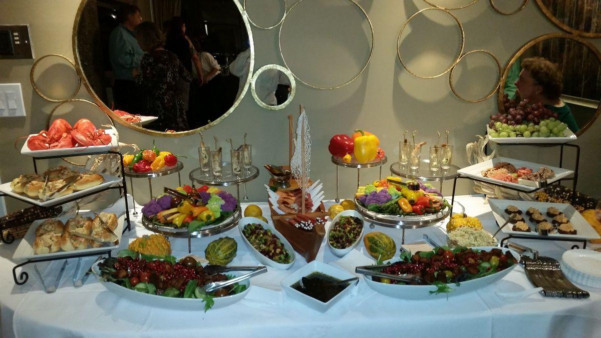 Lci Caterers Wedding Catering New York New York