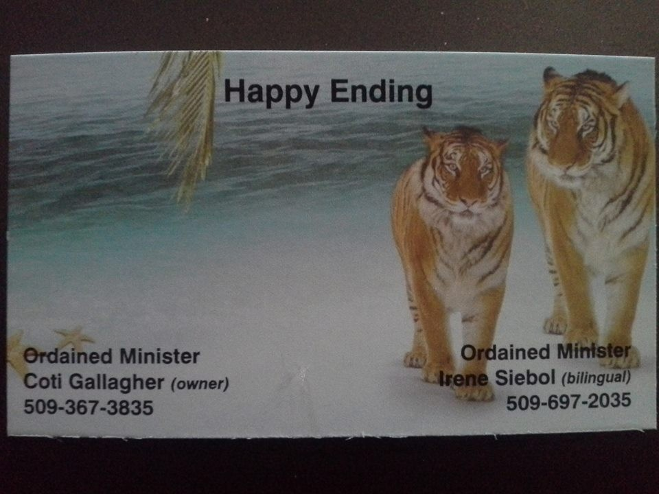happy ending map