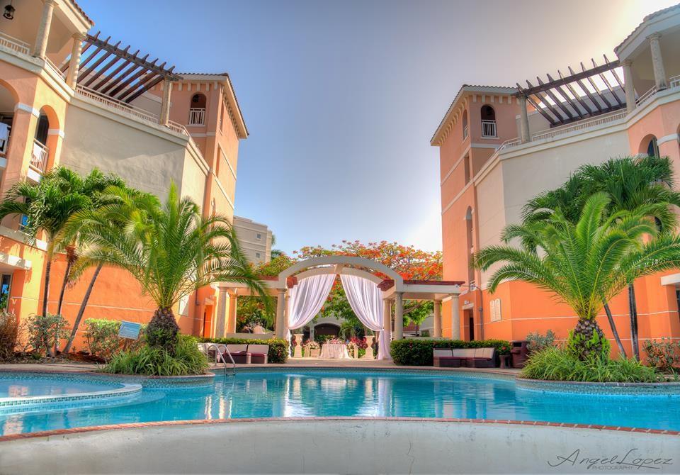 Rincon beach resort wedding ceremony reception venue for Wedding venues in puerto rico