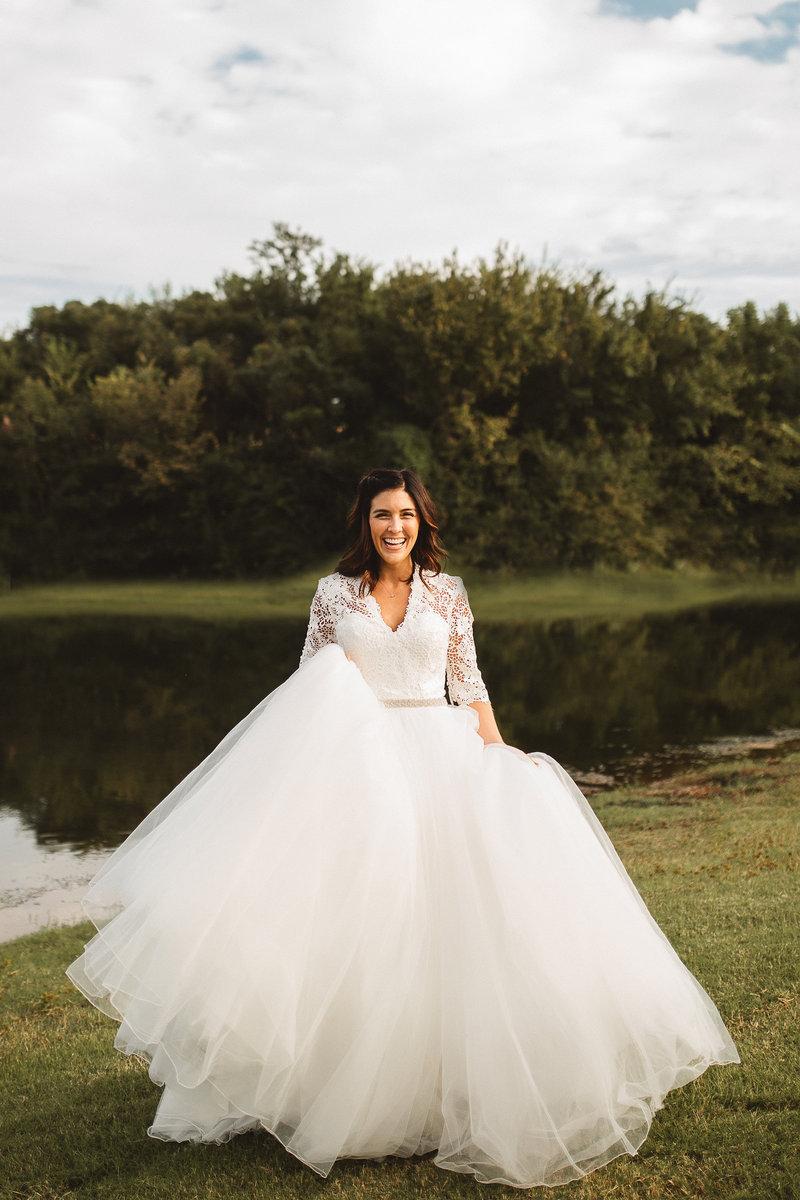 Silhouette bridal wedding dress attire oklahoma for Wedding dresses norman ok