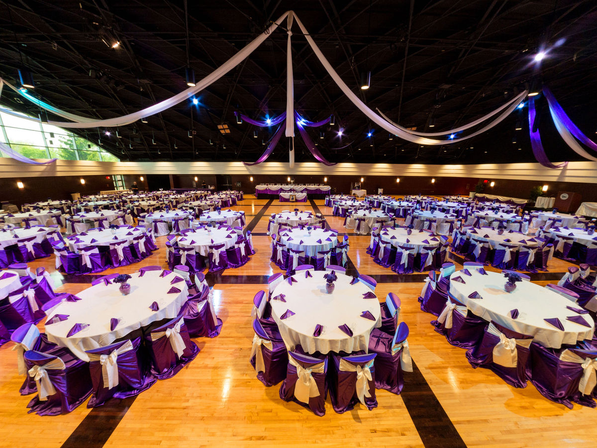 Ford Community Amp Performing Arts Center Wedding Ceremony