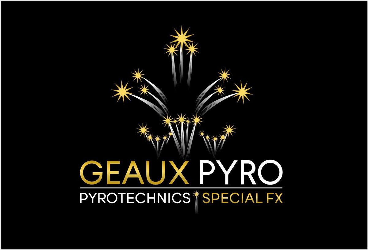 Geaux Pyro Wedding Lighting Amp Decor Louisiana New