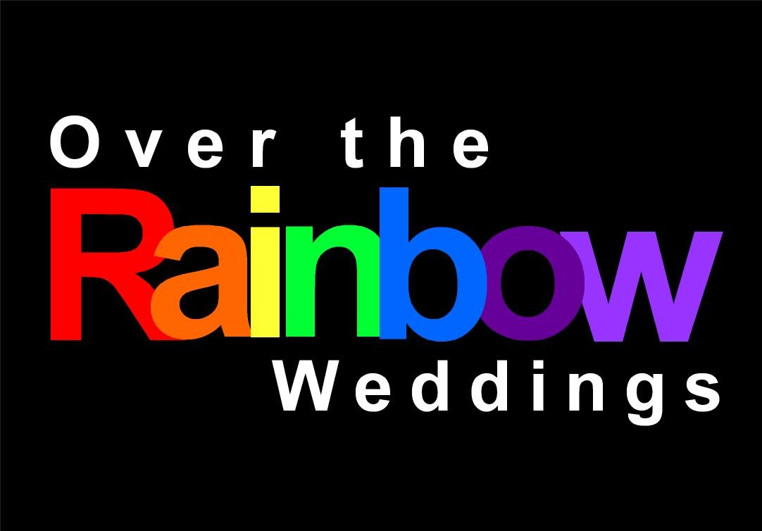 over the rainbow weddings wedding officiant connecticut