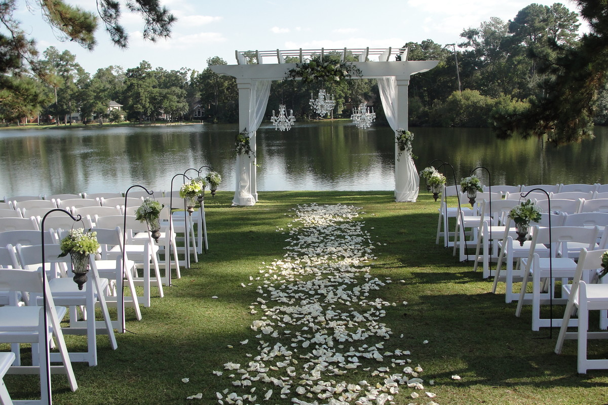 Golden Eagle Country Club, Wedding Ceremony & Reception