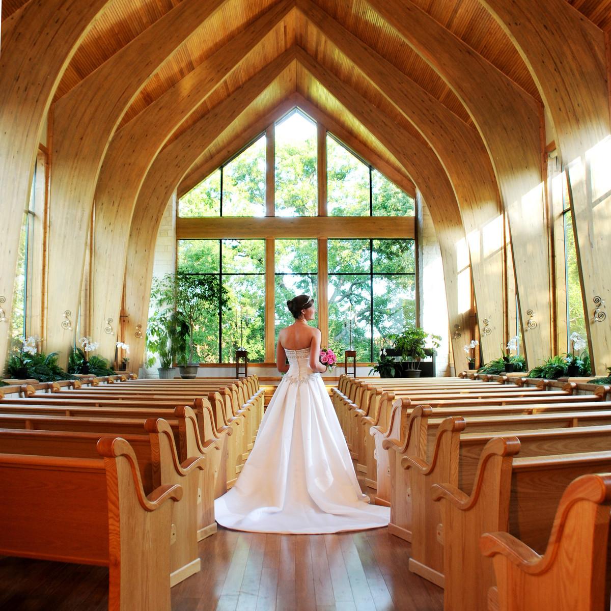 Ceremony And Reception Venues: Thunderbird Chapel, Wedding Ceremony & Reception Venue