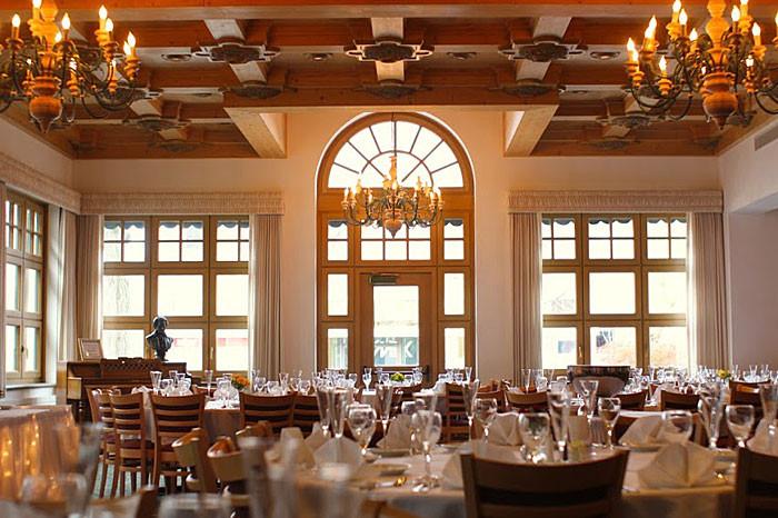 Alpen Rose Restaurant Wedding Ceremony Amp Reception Venue