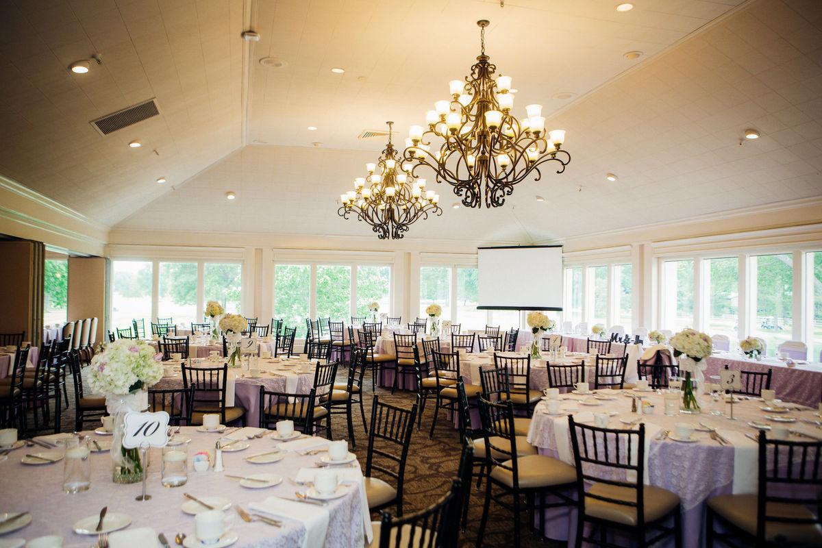 Worthington Hills Country Club Wedding Ceremony