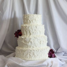 Janice S Cake Creations Wedding Cake Mercer Tn