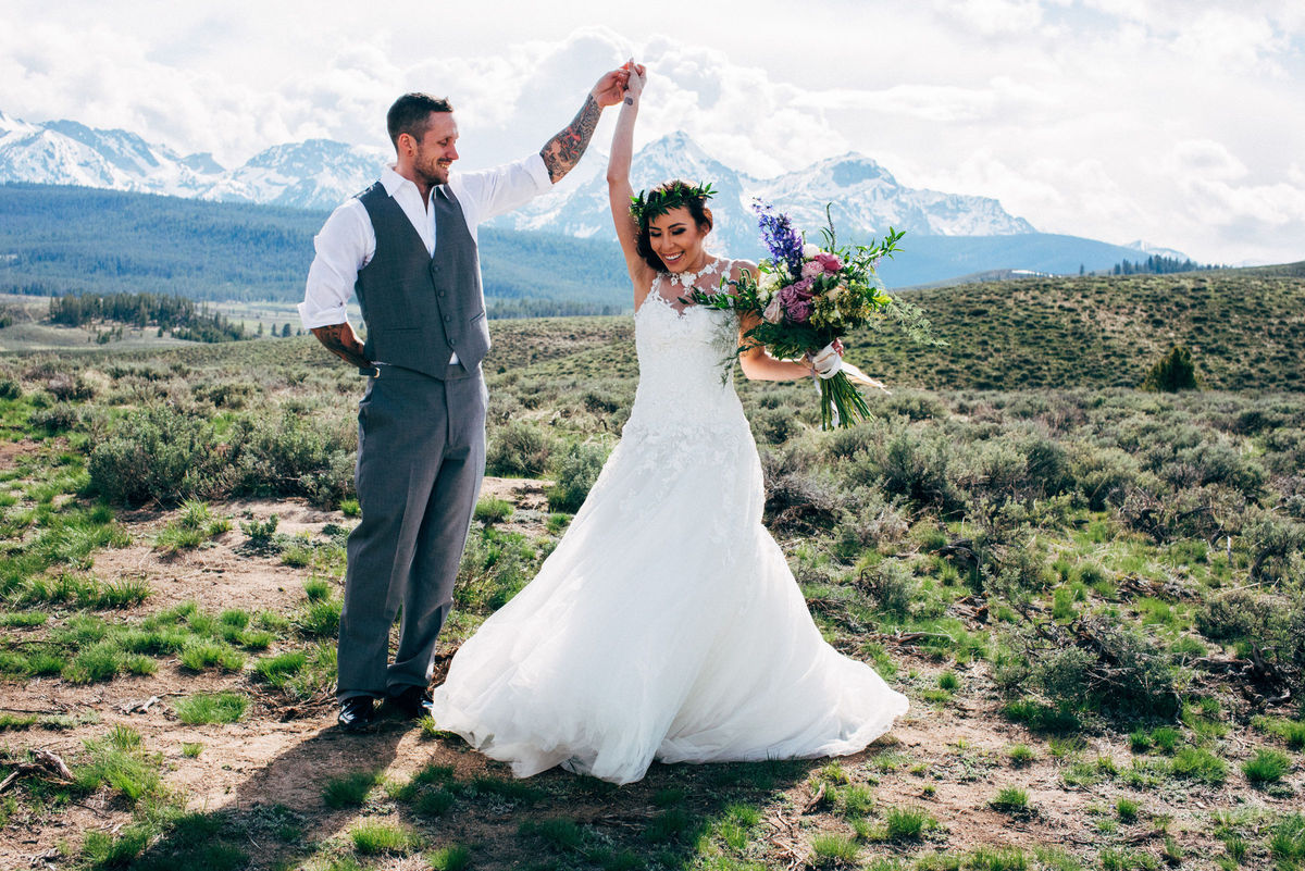 Maggie grace photography reviews ratings wedding for Wedding dresses idaho falls