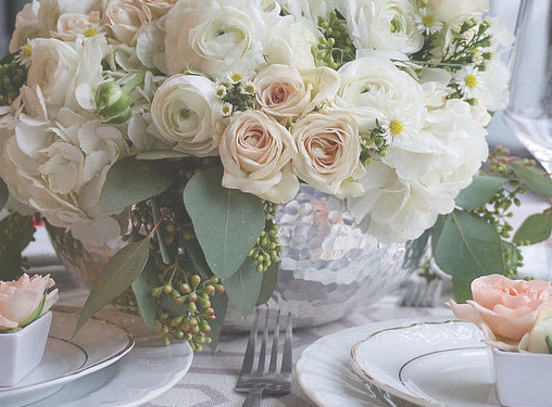 BARTHOLOMEW EVENTS Wedding Flowers New York New York Manhattan