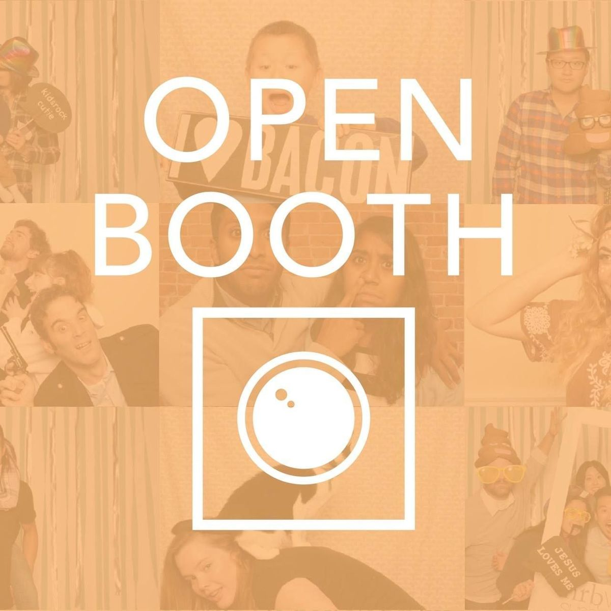 Open Booth Wedding Event Rentals Amp Photobooths