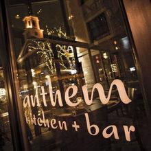 Anthem Kitchen And Bar Wedding