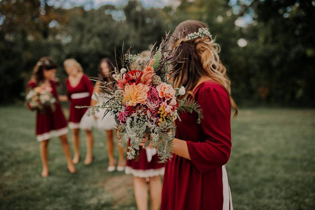 Wedding Flowers Flint Mi : Flowers of the forest wedding michigan detroit