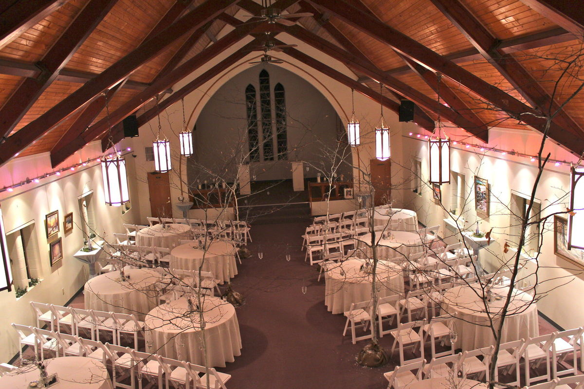 Art Sanctuary Wedding Ceremony Amp Reception Venue Indiana