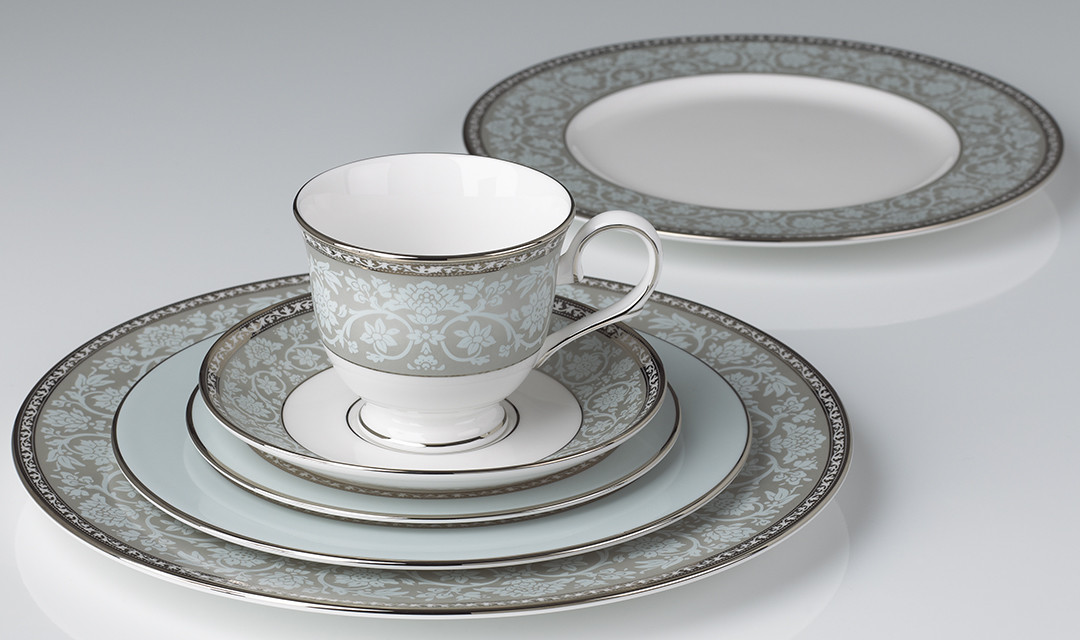 Formal China Patterns Captivating Casual Entertaining With