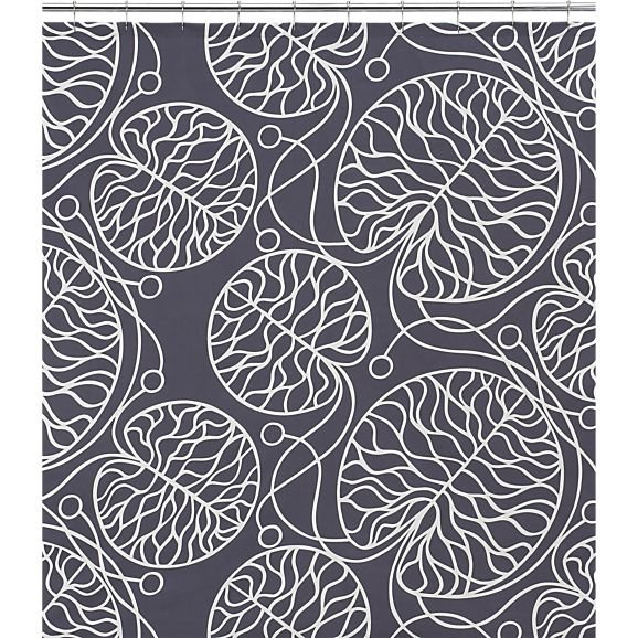 Shower Curtains crate and barrel shower curtains : Decorate Your Bathroom - Wedding Registry