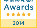 Chic Sparkles, Best Wedding Cakes in Los Angeles - 2014 Couples' Choice Award Winner
