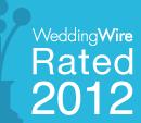 WeddingWire Rated 2012