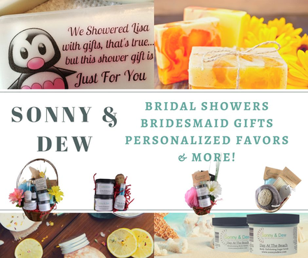 Long island wedding favors gifts reviews for 80 favors sonny dew negle