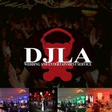 DJLA wedding and entertainment service