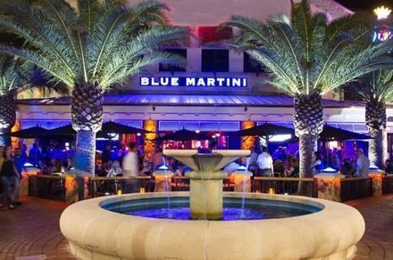Blue Martini Pointe Orlando