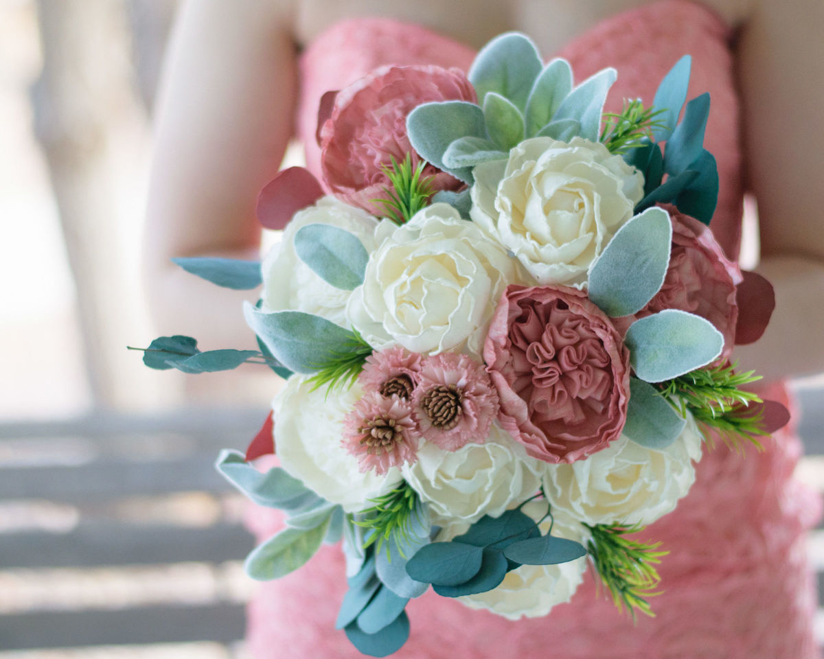 Eco Chic Bouquets Flowers Colorado Springs Co Weddingwire
