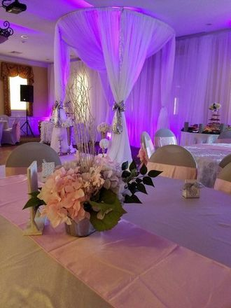 Imperial Event Decor