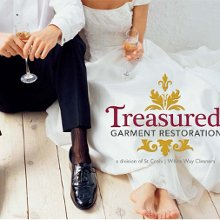 Treasured Garment Restoration by St Croix Cleaners