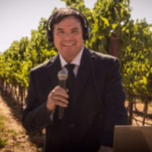 220x220 sq 1475867985553 img2032 danny standing with mic in winery cropped