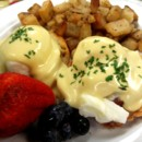 130x130 sq 1428614094232 eggs benedict plated breakfast