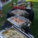 130x130 sq 1453843521406 buffet setup w garlic mash chicken and salmon