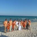 130x130 sq 1368587860848 erin wedding party on beach