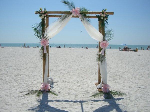 Beach Wedding Decor Advice Please
